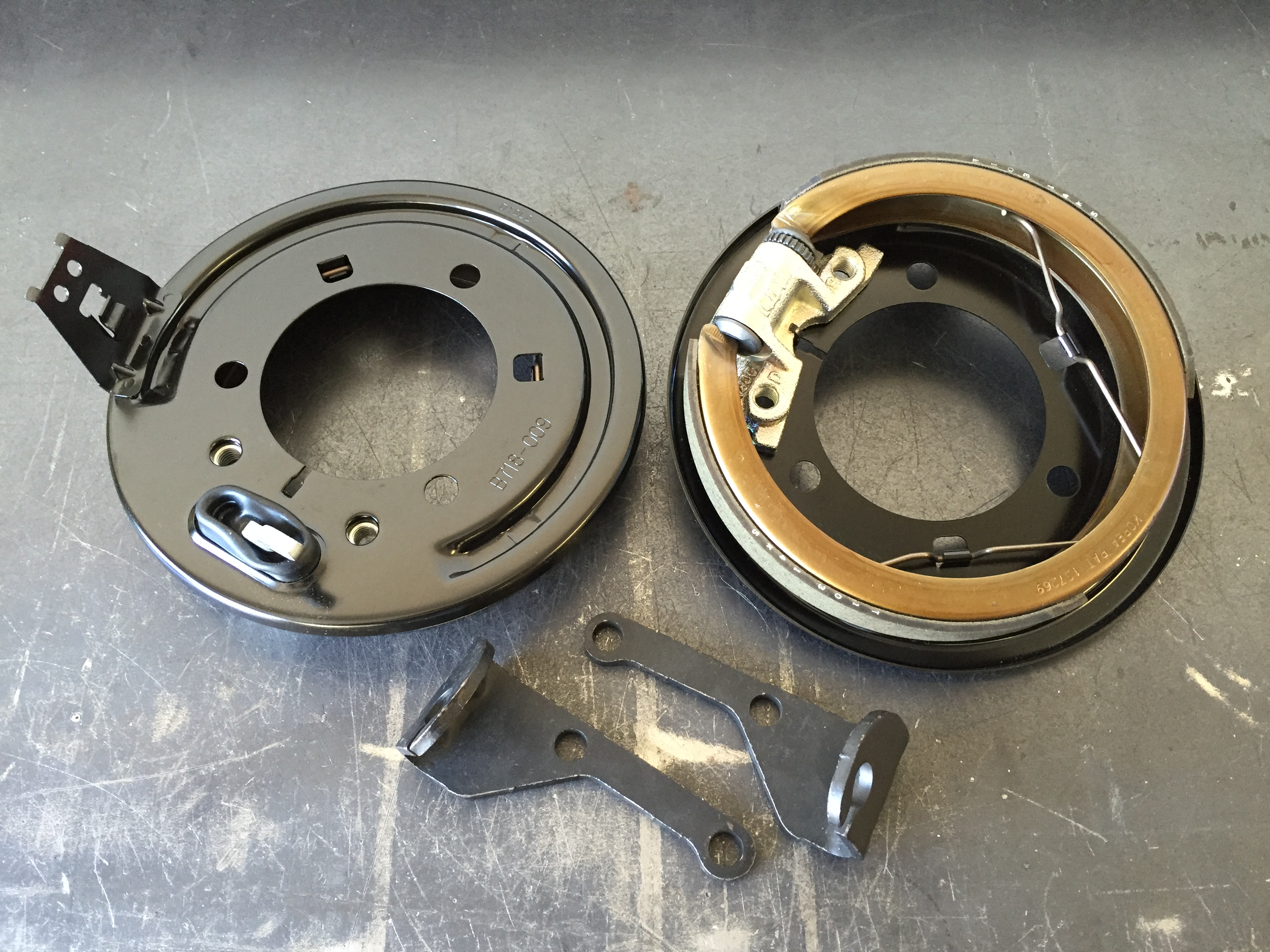 C5 6 E Brake Kit Millerbuilt Full Floater Kits Get