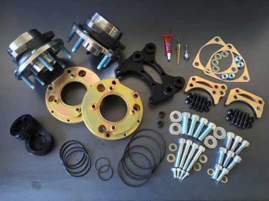Kit Contents - Part# BFK-12B-C5/6